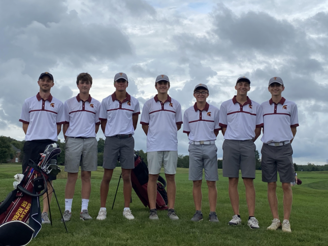 Boys Golf Off To Great Start!