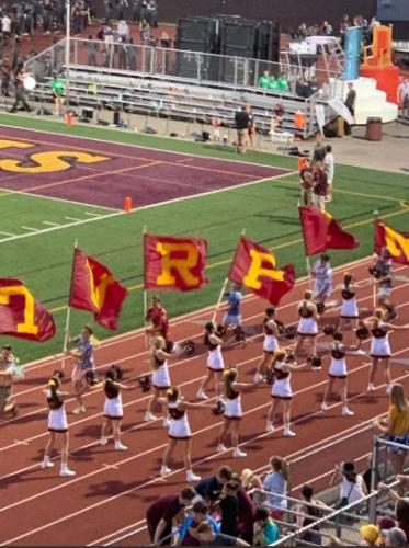 Spartan Football Dominates Troy