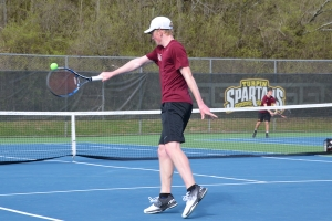 Turpin Men's Tennis