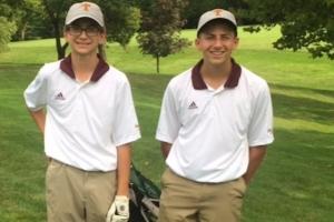 Turpin boys golf