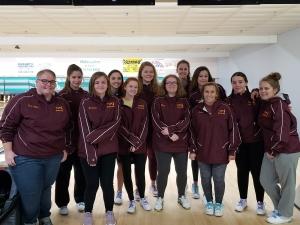Turpin Girls Bowling 2018 2019