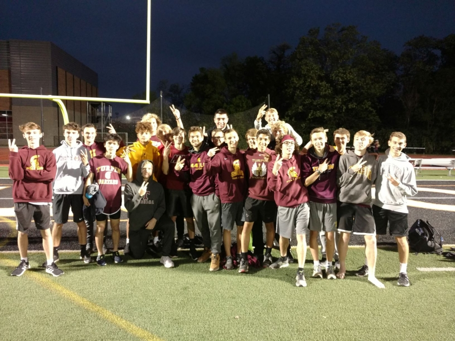 Boys Track & Field team