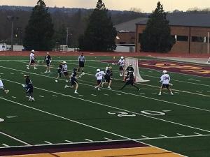 Turpin JV Boys Lacrosse