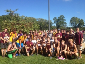 Turpin Boys Cross Country