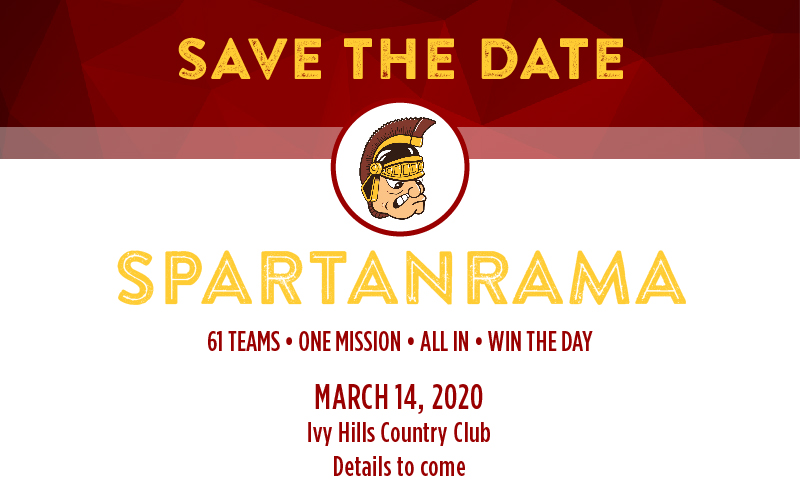 Spartan Rama Save The Date